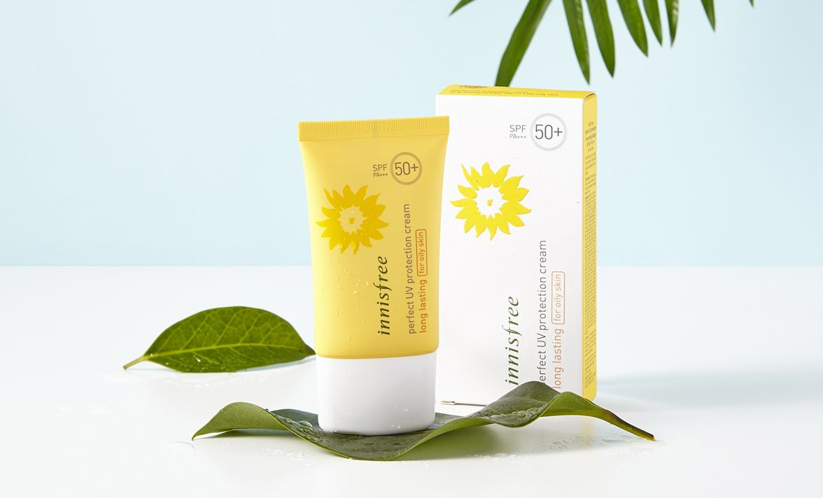 Kem Chống Nắng Innisfree Perfect Uv Protection Cream Long Lasting For Oily Skin