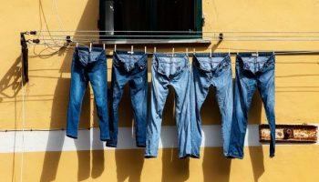 Cách làm mới quần Jeans