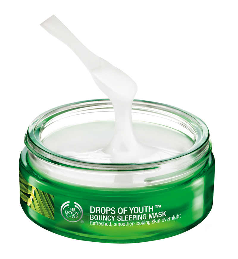 Mặt nạ ngủ The Body Shop Drops of Youth Bouncy Sleep Mask