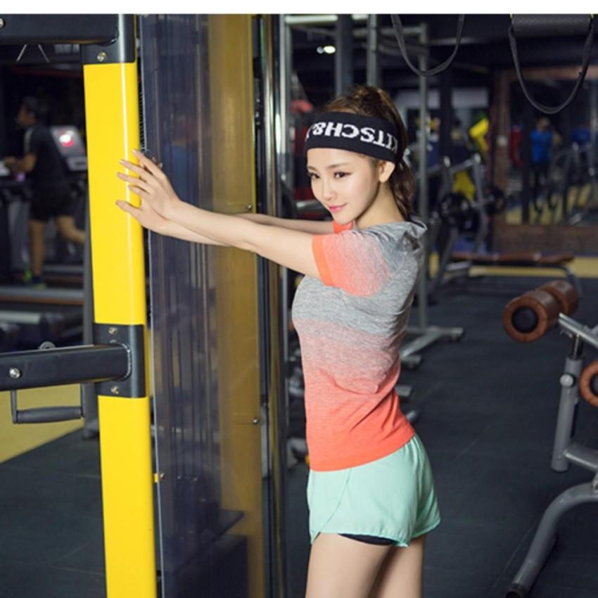 Sản Phẩm Áo Tập Gym Nữ Roht