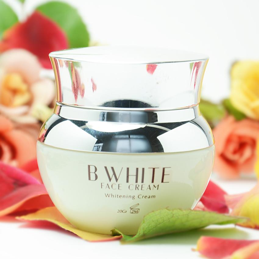 Dưỡng Trắng Da L'asenta B White Face Cream