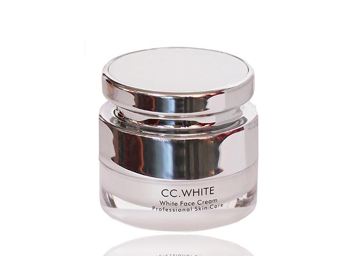 White Face Cream CC White