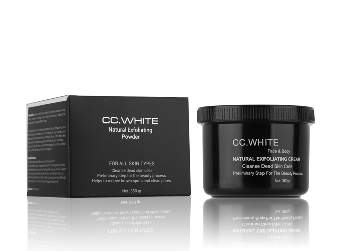Whitening Essence CC White: