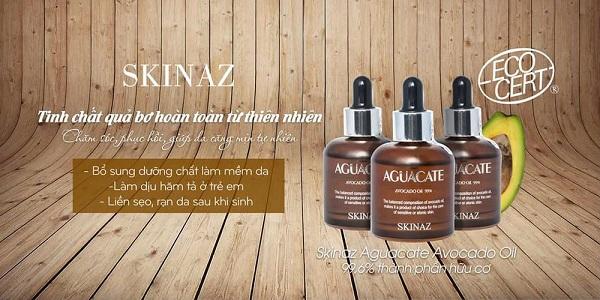 Công dụng Skinaz