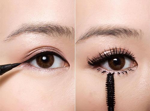 Eyeliner Bút Nước Vẽ Đường Đứt Khúc