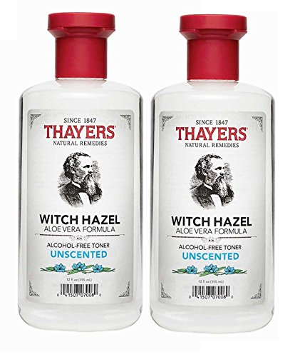Toner Thayers Witch Hazel