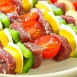 Cách làm thịt bò nướng xiên