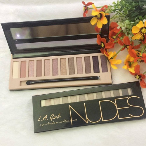 Phấn Mắt L.A Girl Eyeshadow Collection Nudes