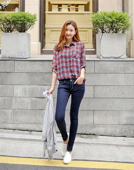 Cách Mix Đồ Với Quần Jean Nữ