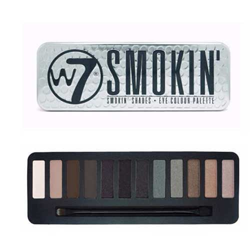 Phấn Mắt W7 Eye Colour Palette