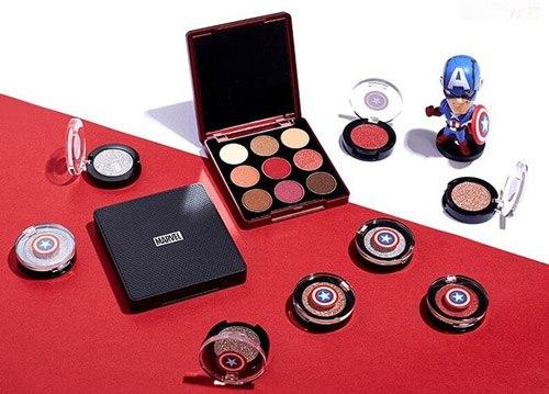 Phấn Mắt Của The Face Shop Mono Pop Eye Marvel