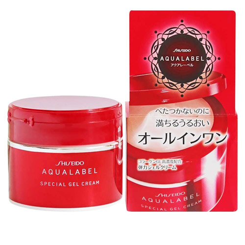Kem Dưỡng Da Shiseido Aqualabel Special Gel Cream