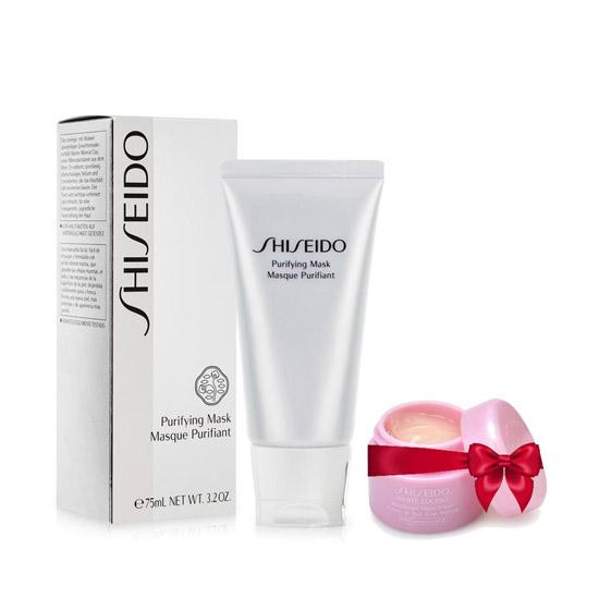 Tẩy Tế Bào Chết Shiseido Purifying Mask Set
