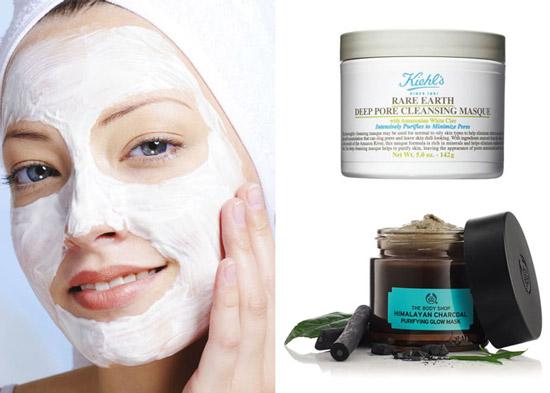 mặt nạ sử dụng cho da mụn