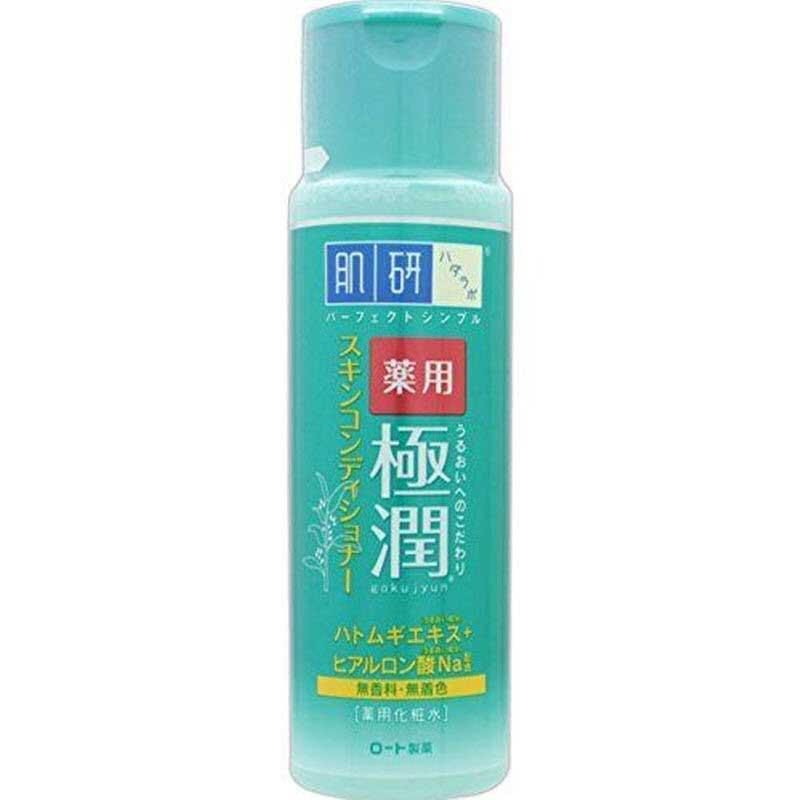 Nước Hoa Hồng Hada Labo Gokujyun Medicated Skin Conditioner