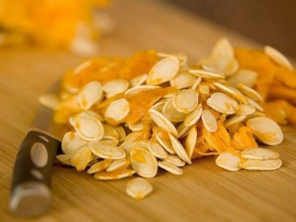 ăn hạt bí có béo không