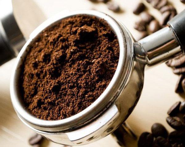bã cà phê là gì