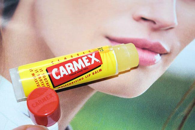 Review Son Dưỡng Carmex