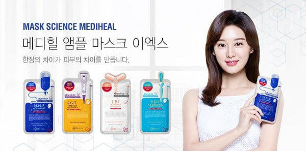 Review Mặt Nạ Mediheal