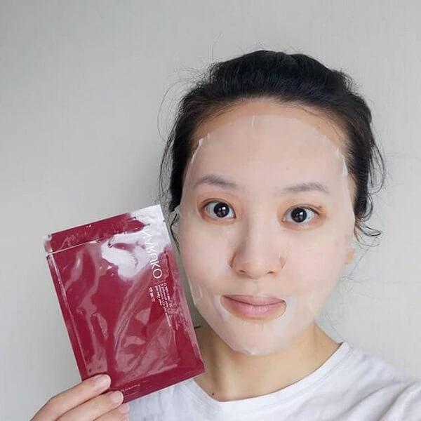 Review mặt nạ naruko
