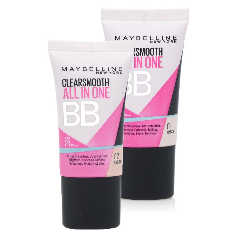 Kem nền Maybelline Clear Smooth BB Cream
