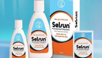 Review dầu gội đầu Selsun