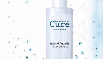 review tẩy da chết Cure