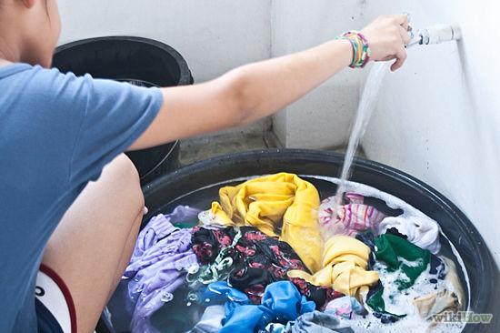 Kiêng giặt quần áo vào mùng 1, mùng 2
