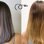 dầu gội cho tóc nhuộm