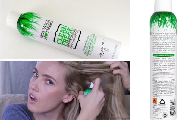 review dầu gội khô Batiste Dry Shampoo