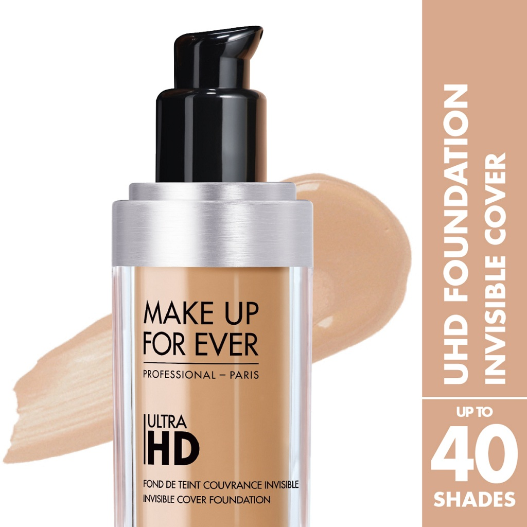 Make Up For Ever Ultra Invisible Cover Foundation