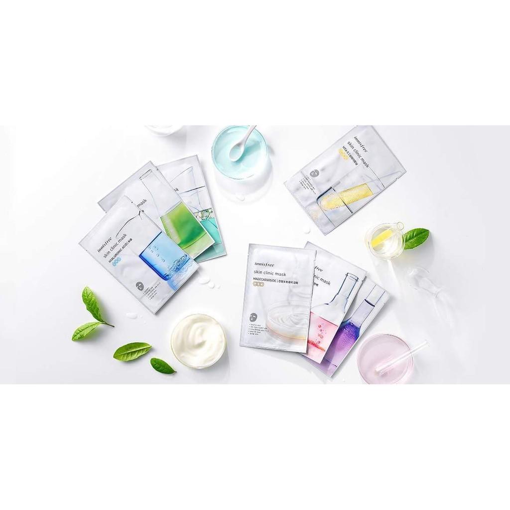 Mặt nạ giấy Innisfree Skin Clinic Mask – Hàn Quốc