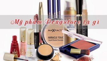 mỹ phẩm drugstore