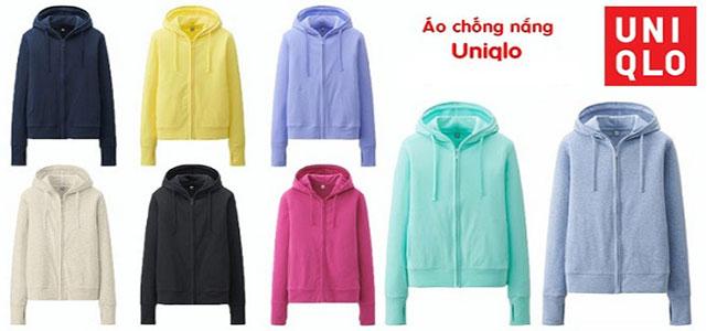 Chất liệu vải của áo chống nắng Uniqlo