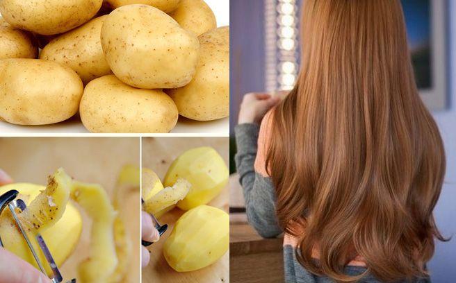 cách làm tóc rubi tự nhiên mà không cần nhuộm - mymall.vn - mẹo mua sắm giá rẻ