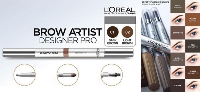 chi-ke-mat-SUPER-LINER-BROW-ARTIST-DESIGNER-L'OREAL