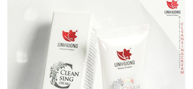 kem-tay-trang-Linh-Huong-Cleansing-Cream