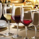 Ly Thủy Tinh Uống Rượu Vang Burgundy