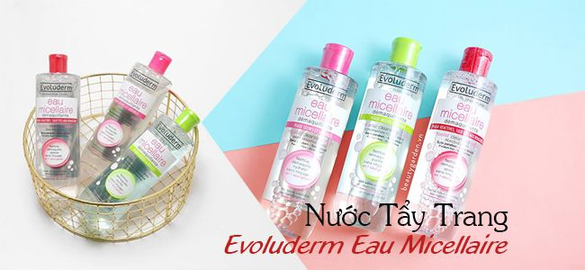 nuoc-tay-trang-Evoluderm-Eau-Micellaire