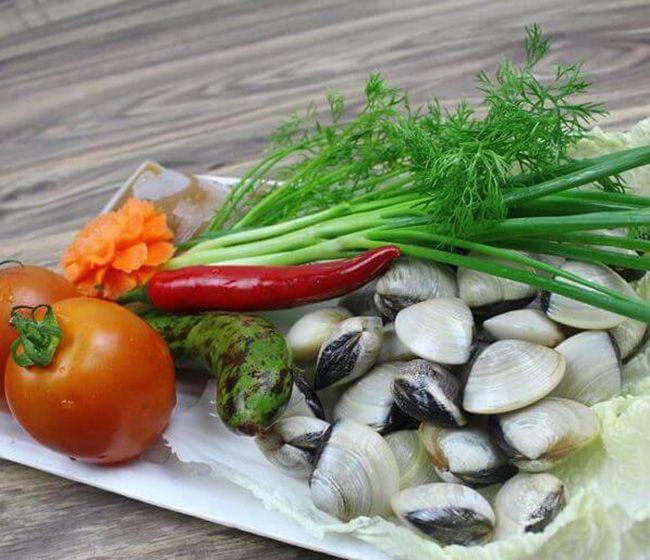 Cách nấu canh nghêu thì là thơm ngon, thanh mát – Mymall.vn