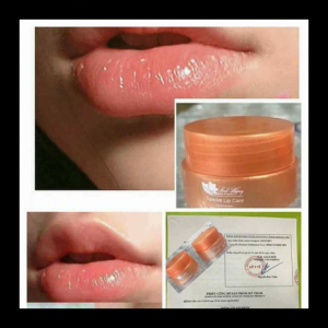 Giới thiệu về lip sleeping mask – Mặt nạ ủ môi Linh Hương