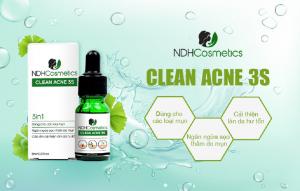 Serum ngừa mụn Clean Acne 3S