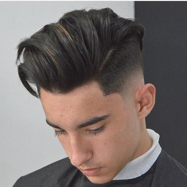 kiểu tóc cho mặt tròn phù hợp