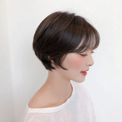 tóc tém dành cho phái nữ