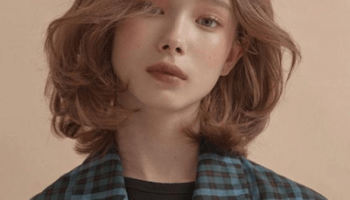tóc xoăn nữ