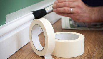 Băng dính giấy do Tân Thái Dương sản xuất
